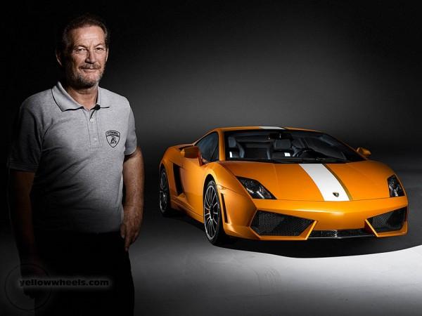 Lamborghini Gallardo LP 500-2 Valentino Balboni
