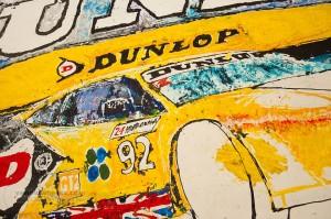 Dunlop Ferrari