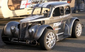 Terry Grant's modded 1937 Ford Sedan