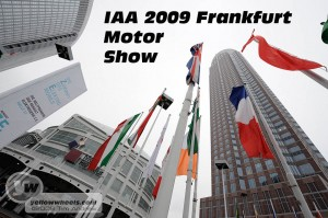 2009 Frankfurt Motor Show