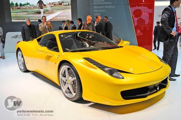 Ferrari 456 Italia