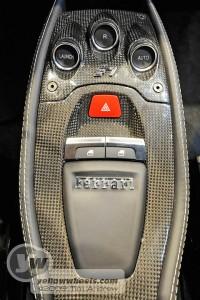 Ferrari 456 centre console