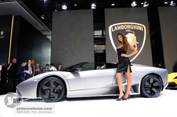 Lamborghini Reventon Spider
