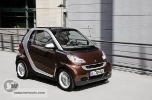 Smart ForTwo Highlife