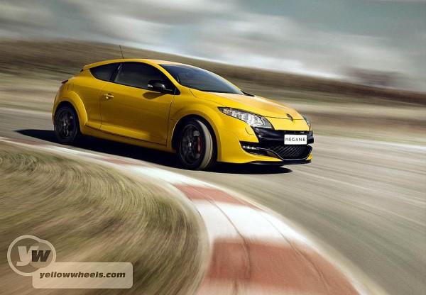 Megane Renaultsport 250