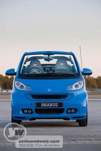 Brabus Smart - Campbell Blue