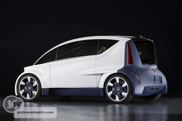 Honda P-NUT Concept car