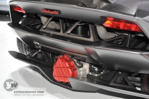 Paris Motor Show Lamborghini Sesto Elemento